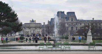 A 60 metros sobre el suelo. Paris by WOMANWORD