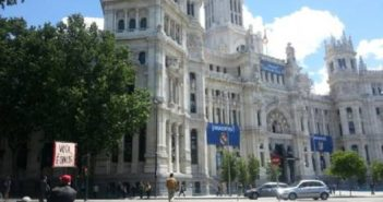 Madrid by WOMANWORD