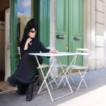 "Diane Pernet: ""Who knows?"""