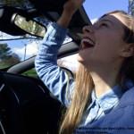 Opel Cabrio de viaje con WOMANWORD