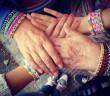 Mi familia. A cuatro manos. Fotografía de/ por © Rocío Pastor Eugenio. ® WOMANWORD