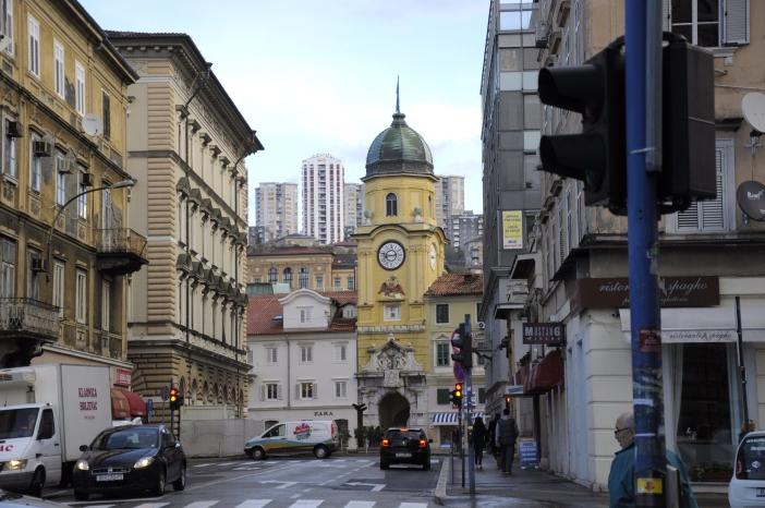 Rijeka. Croatia © Rocío Pastor Eugenio. ® WOMANWORD