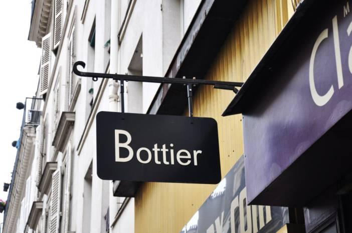 WOMANWORD en la Maison del Calzando: Bottier Clairvoy. París.