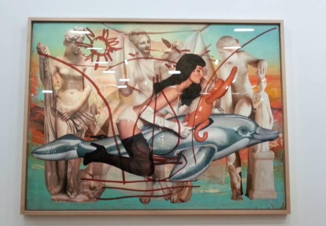 Jeff Koons © Rocío Pastor Eugenio ® WOMANWORD
