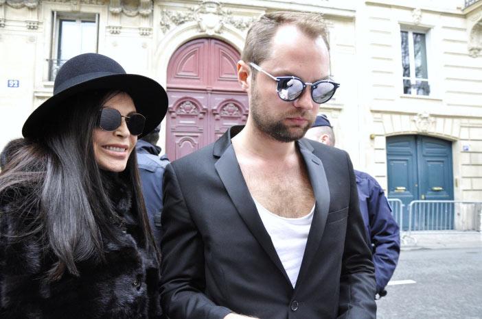 Street Style Dior Paris Fashion Week Haute Couture WOMANWORD