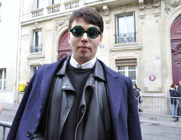Street Style Dior Paris Fashion Week Haute Couture WOMANWORD
