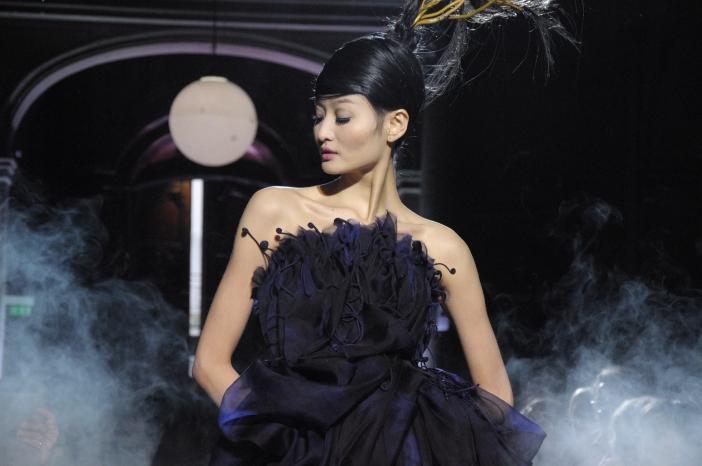 Frank Sorbier Haute Couture © Rocío Pastor Eugenio ® WOMANWORD