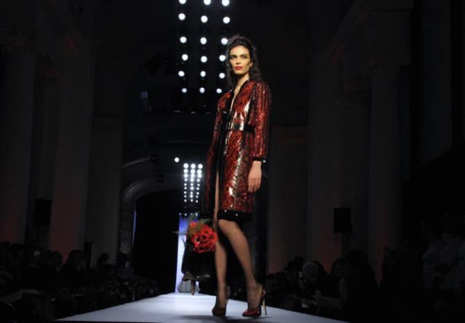 Jean Paul Gaultier Haute Couture © Rocío Pastor Eugenio. ® WOMANWORD