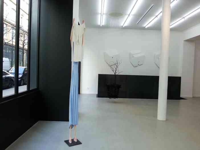 Un Paseo por las Galerías de Arte de París © Rocío Pastor Eugenio ® WOMANWORD