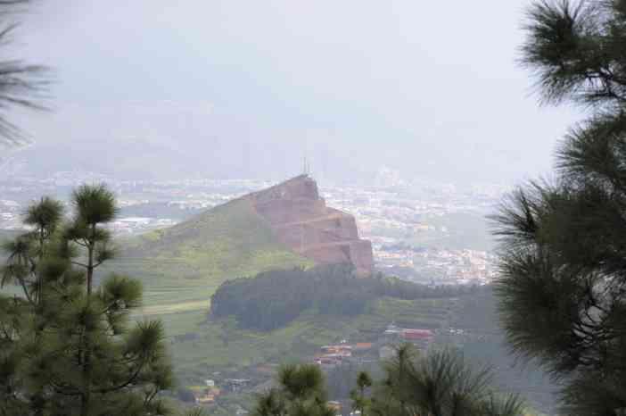 Mirador Montaña Grande © Rocío Pastor Eugenio ® WOMANWORD