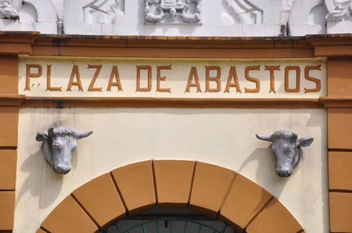 Plaza de Abastos en Santoña. Cantabria by © Rocío Pastor Eugenio ® WOMANWORD