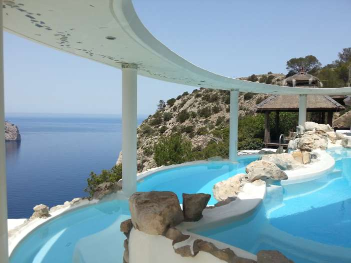 Hotel Hacienda Na Xamena . Ibiza by © Rocío Pastor Eugenio ® WOMANWORD