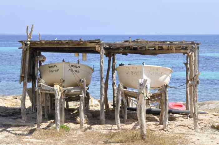 Es Pujols. Formentera by © Rocío Pastor Eugenio ® WOMANWORD