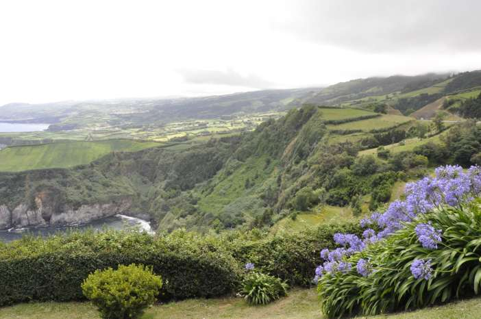 AZORES by © Rocío Pastor Eugenio ® WOMANWORD
