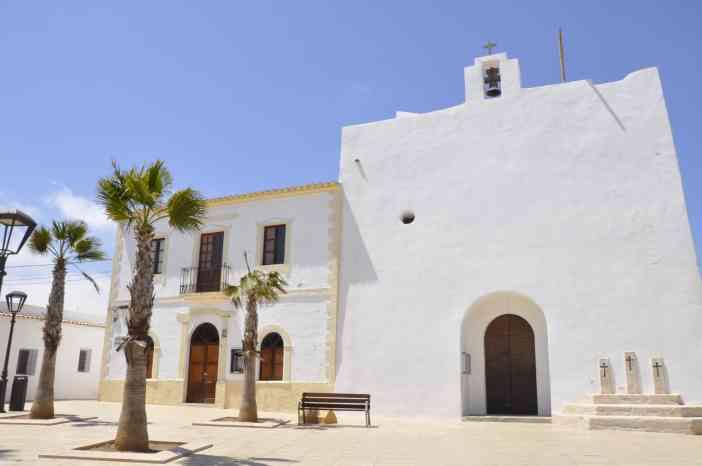 San Francesc Xavier Formentera by © Rocío Pastor Eugenio ® WOMANWORD