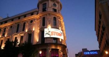 Estreno de Stomp en el Teatro Calderón. Imagen de WOMANWORD