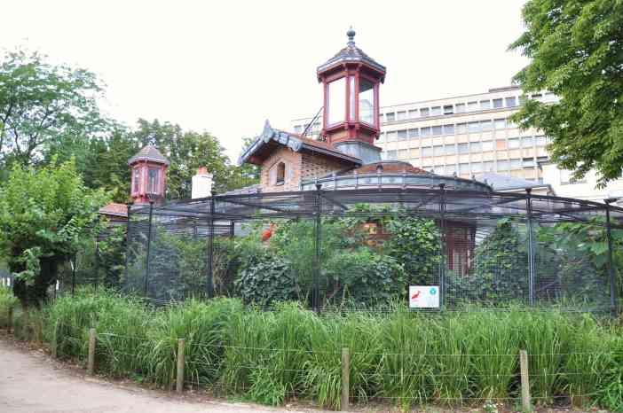 Zoo du Jardin des Plantes, París by WOMANWORD