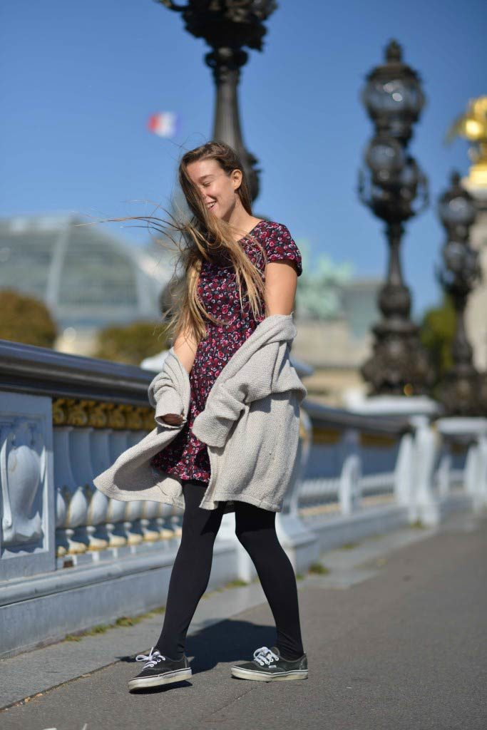 WOMANWORD en París by Daria Nelson