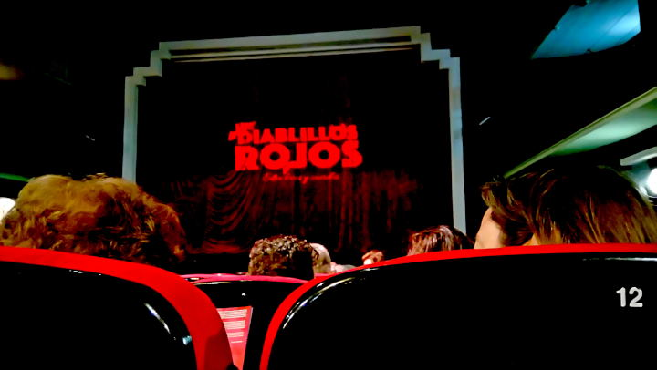 Diablillos Rojos en el Teatro Amaya by WOMANWORD