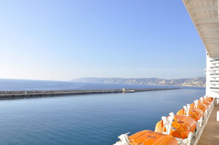 Vistas desde el barco by WOMANWORD