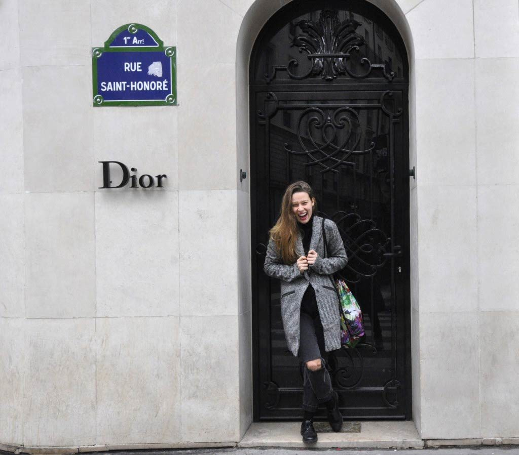 WOMANWORD in Paris Fashion Week