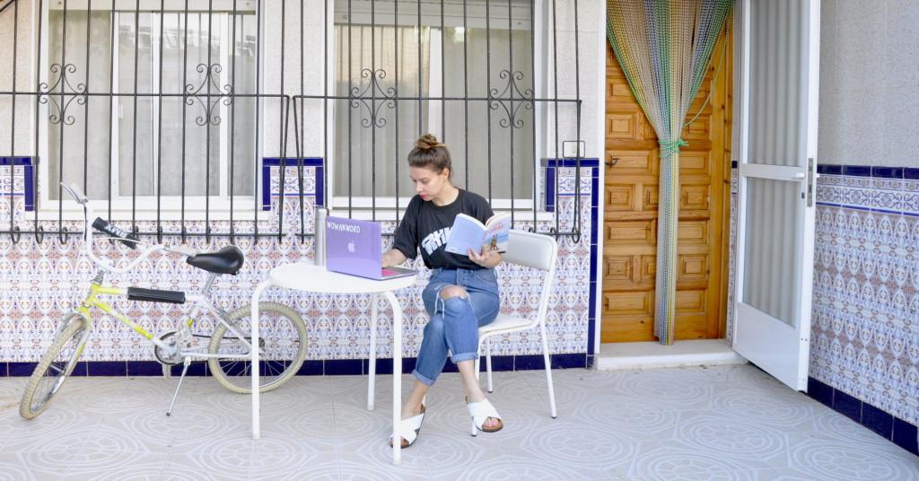 WOMANWORD in Murcia by WOMANWORD
