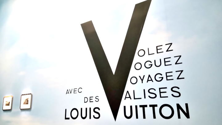 Louis Vuitton dans le Grand Palais by WOMANWORD