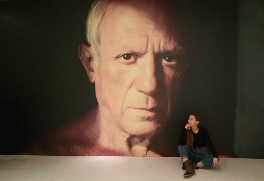 Picasso y WOMANWORD