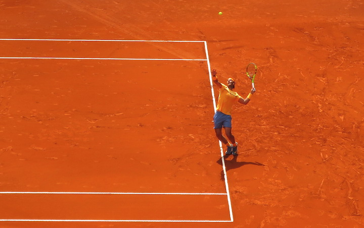 RAFA NADAL BY WOMANWORD