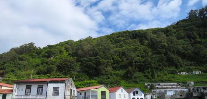 Sao Jorge: Cruzando el Mar