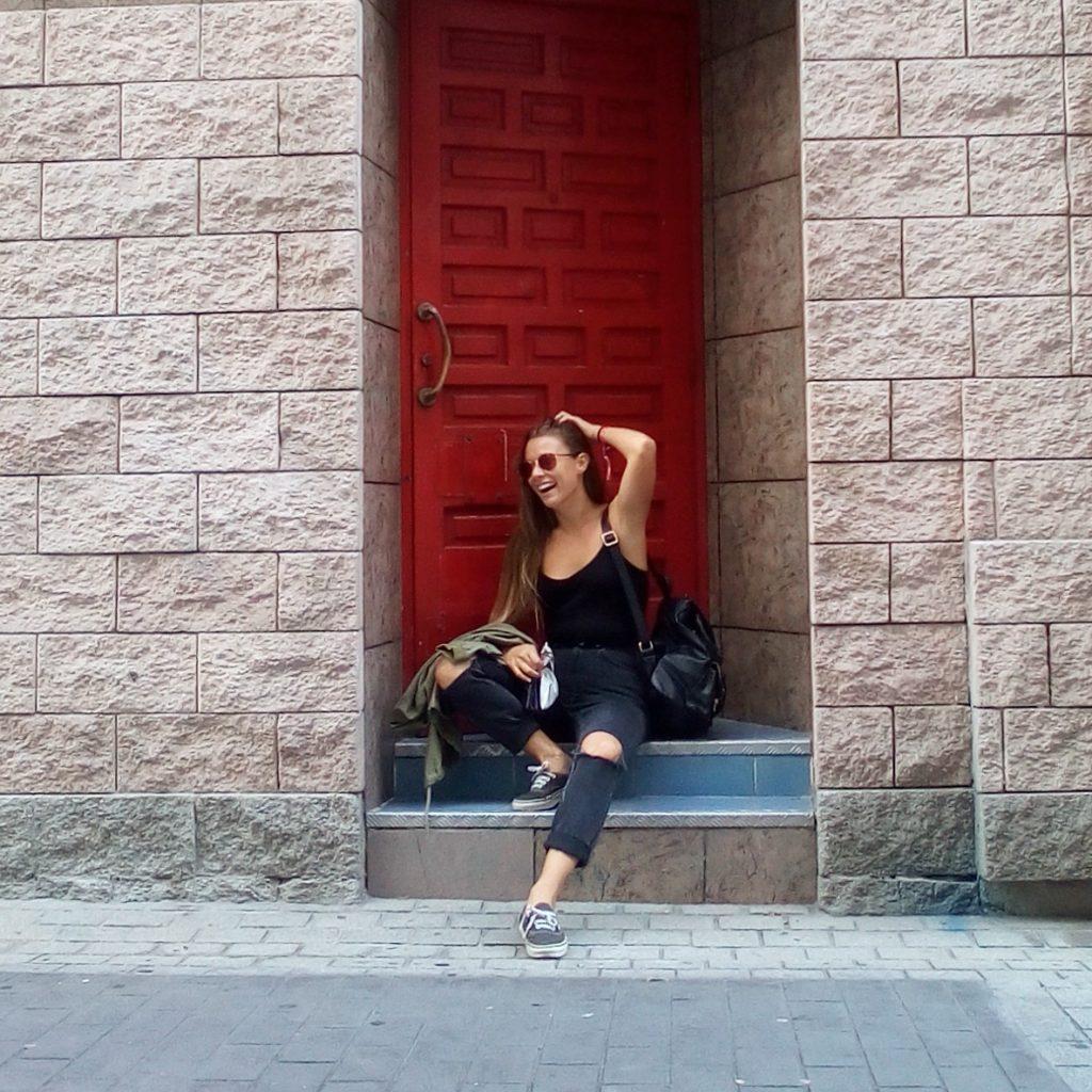 WOMANWORD en A Coruña #pullandbearhouse