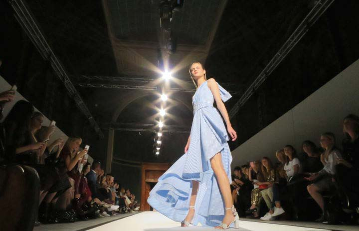 Chalayan by WOMANWORD Paris Fashion Week