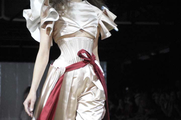 Dorhout Mees by WOMANWORD Paris Fashion Week