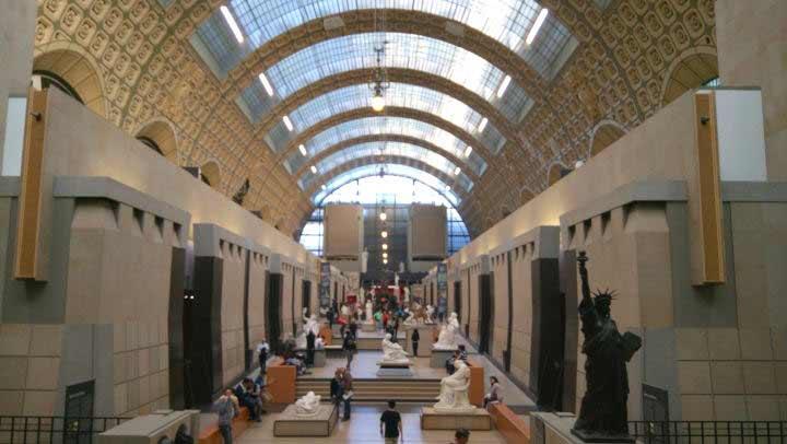 WOMANWORD à Paris, WOMANWORD à Musée D'Orsay